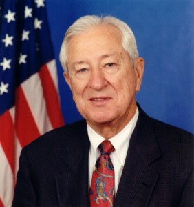 Congressman Ralph Hall (R) from Texas