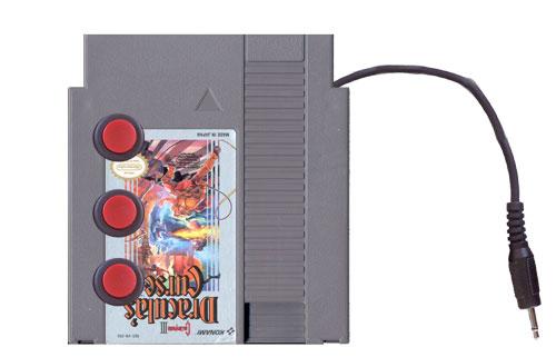 NES wind controller